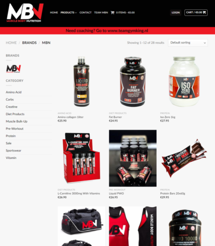 MBN-products