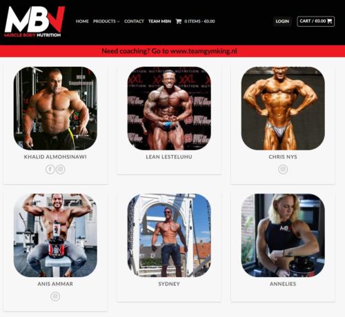 MBN-athletes
